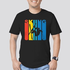 Retro Skiing T-Shirt