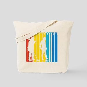 Retro Coinshooter Tote Bag