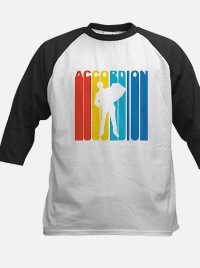 Retro Accordion Baseball Jersey