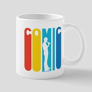 Retro Stand Up Comic Mugs