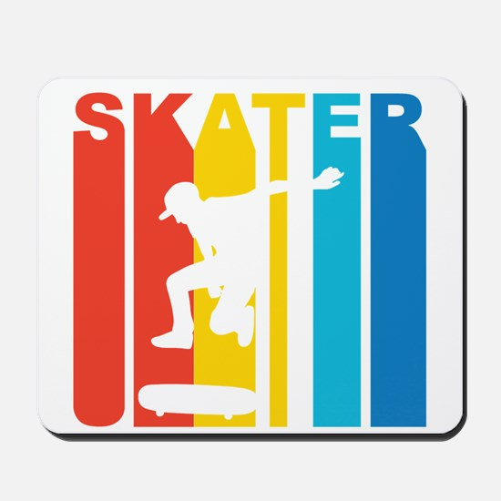 Retro Skater Mousepad