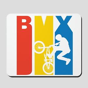 Retro BMX Mousepad