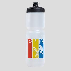 Retro BMX Sports Bottle