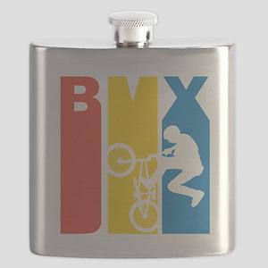 Retro BMX Flask