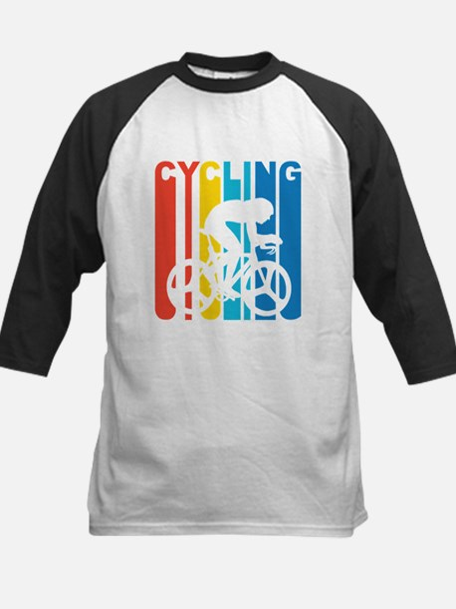 Retro Cycling Baseball Jersey