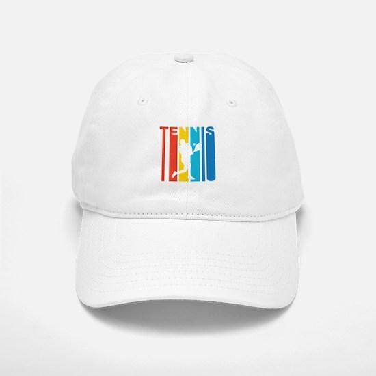 Retro Tennis Baseball Baseball Baseball Cap