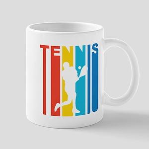 Retro Tennis Mugs