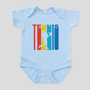 Retro Tennis Body Suit