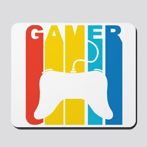 Retro Gamer Mousepad