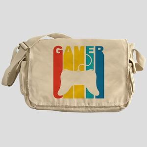 Retro Gamer Messenger Bag