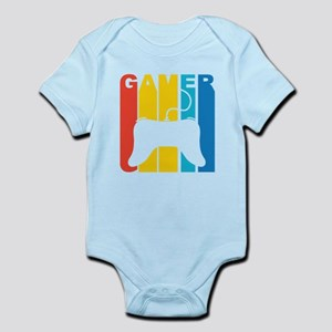 Retro Gamer Body Suit