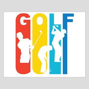 Retro Golf Golfing Posters