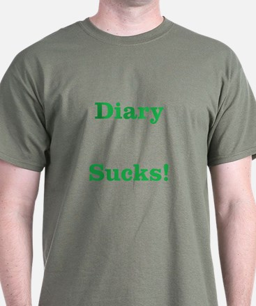 Diary Sucks! T-Shirt