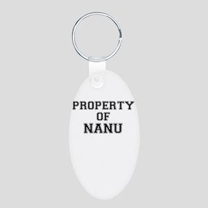 Property of NANU Keychains