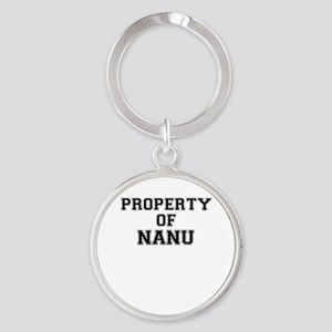 Property of NANU Keychains