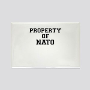 Property of NATO Magnets