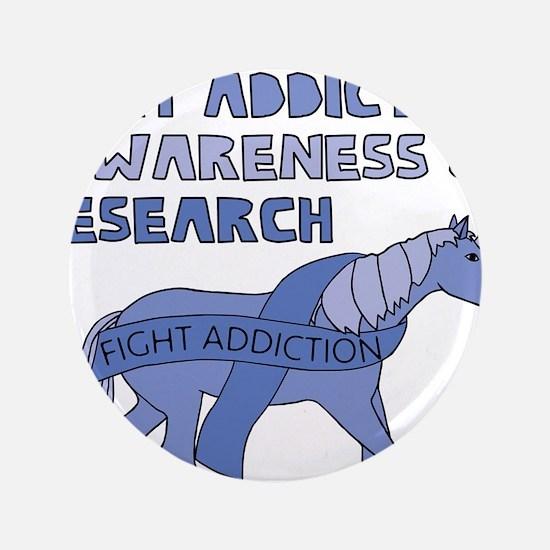 "Unicorns Support Addiction 3.5"" Button (100 pack)"