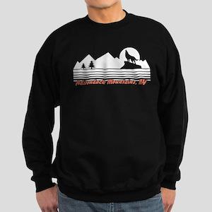 Adirondack Mountains NY Sweatshirt (dark)