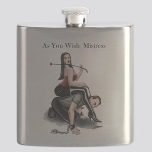 As You Wish Mistress Flask