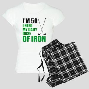 50 Daily Dose Of Iron Pajamas