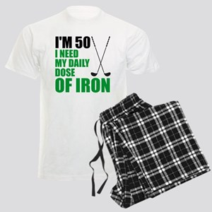 50 Daily Dose Of Iron Pajamas