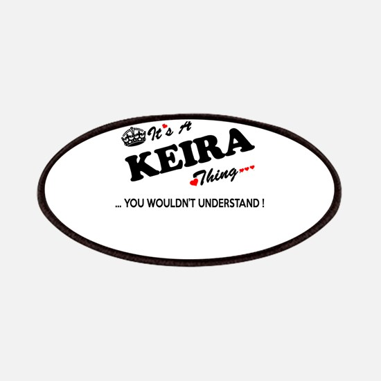 KEIRA thing, you wouldn't understand Patch