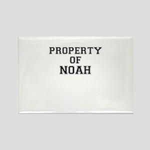 Property of NOAH Magnets
