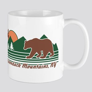 Adirondack Mountains NY Mug