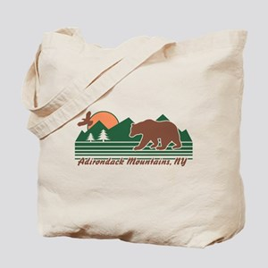Adirondack Mountains NY Tote Bag