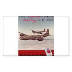 World War 2 Lucky Strike Poster Sticker
