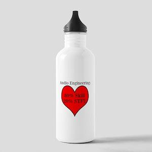 Audio Engineering Water Bottle