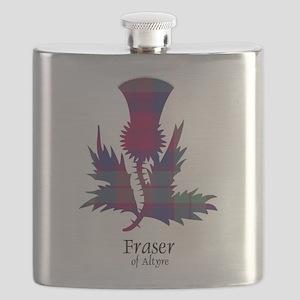Thistle - Fraser of Altyre Flask