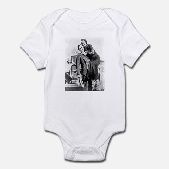 Bonnie and Clyde Body Suit