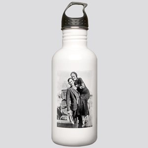 Bonnie and Clyde Water Bottle