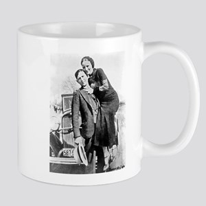Bonnie and Clyde Mugs