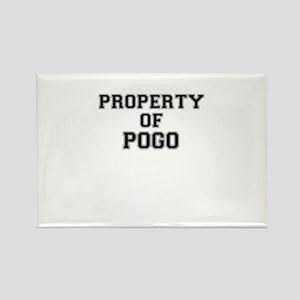 Property of POGO Magnets