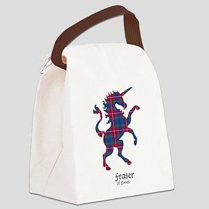 Unicorn-FraserLovat Canvas Lunch Bag