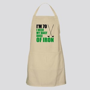 70 Daily Dose Of Iron Apron