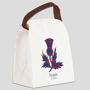 Thistle - Fraser of Lovat Canvas Lunch Bag