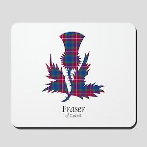 Thistle - Fraser of Lovat Mousepad