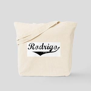 Rodrigo Vintage (Black) Tote Bag