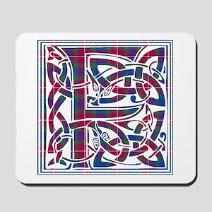 Monogram - Fraser of Lovat Mousepad
