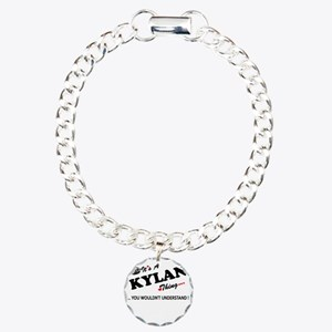 KYLAN thing, you wouldn' Charm Bracelet, One Charm