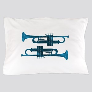 Trumpets Pillow Case
