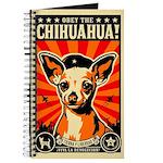 Chihuahua Revolutionary Dog Journal