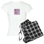 Monogram - Fraser of Reelig Women's Light Pajamas
