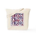 Monogram - Fraser of Reelig Tote Bag