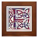 Monogram - Fraser of Reelig Framed Tile