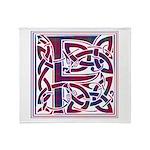 Monogram - Fraser of Reelig Throw Blanket