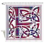Monogram - Fraser of Reelig Shower Curtain